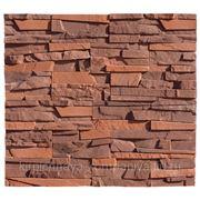 Облицовочный камень Тонкий пласт цвет 25 фото