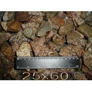 Щебень 25-60 мм