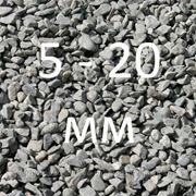 Щебень 5-20 мм