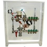 Шкаф поквартирного учета тепловой энергии фото