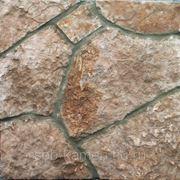 Известняк серо-сиреневый толщиной 3-5 см фото