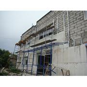 Вентилируемый фасад фото