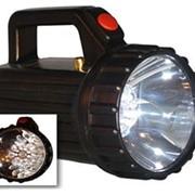 Аккумуляторный фонарь ФАГ-3Э фото