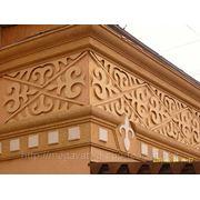 Узоры для фасадов зданий фото