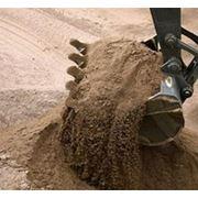 Купить песок карьерный в Одессе (ассортимент) фото