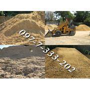 Купить песок в Одессе, вознесенский песок, беляевский песок (сеяный, не сеяный) фото