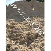 Крупный мытый вознесенский песок в Одессе фото