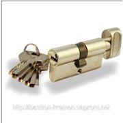 Цилиндр под ключ, APECS, SC (DF) -M100-Z-C-NI фото