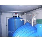 """Установка очистки хозяйственно-бытовых сточных вод """"РосАква-Био-50"""" Производительность 50 м3/сут фото"""