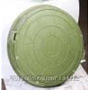 Легкий люк полимерный 780х105