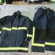 Боевая огнезащитная одежда пожарного (боевка) фото