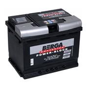 Аккумулятор BERGA Power Block 60 Ач низкий фото