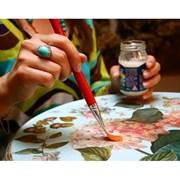 Декупаж - мастер класс для детей и взрослых фото