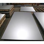 Листы стальные нержавеющие из стали Aisi 316Ti (Российский аналог по ГОСТ: AISI 316Ti - 10Х17Н13М2Т) фото