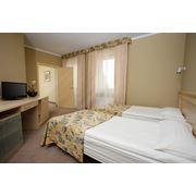 Гостиничные номера: трехместные стандарт в Литве. фото