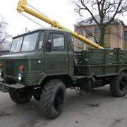 Аренда ямобура ГАЗ-66 БМ-302 фото