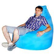 """Бескаркасное кресло-мешок """"Банан"""" бинбэг фото"""