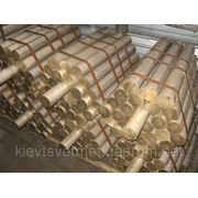 Круг бронзовый БрОЦС 5-5-5 ф140мм фото