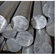 Круг алюминиевый АМг6 ф40мм фото
