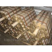 Круг бронзовый БрОЦС 5-5-5 ф100мм фото