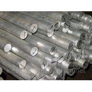 Круг алюминиевый АК6 ф200мм фото