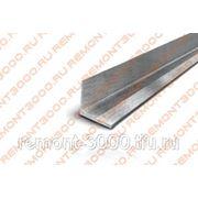 Уголок 40х40х2мм алюминиевый (3м) / Уголок 40х40х2мм алюминиевый (3м) фото