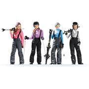 Лыжные штаны детские CRIVIT фото