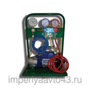 Установка для заправки автокондиционеров SMC-Эконом New фото