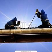 Строительство и монтаж магистральных газопроводов фото