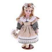 Кукла коллекционная Снежана с бантом 30 см 682653 фото
