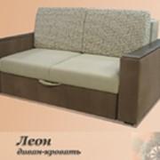 Выкатной диван Леон фото