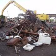 Утилизация и переработка металлолома фото
