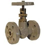 Вентиль стальной запорный проходной 15с57бк (ВМ) Ру160 Ду15, Ду20, Ду25 фото