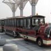 Безрельсовый дизельный поезд «Атлантика» фото