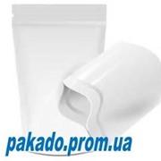 Пакет дой-пак белый 140х210 (500мл) фото