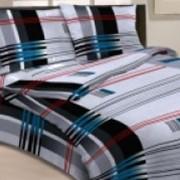 Ткань постельная Бязь 125 гр/м2 150 см Набивная цветной 3410-1/S580 TDT фото