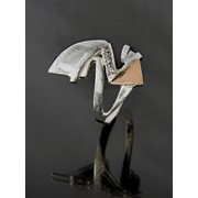 Кольца женские, Рамонда (0100) фото