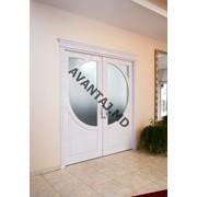 Классическая дверь MDF, арт. 60 фото