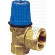 Комплектующие для систем водоснабжения и ГВС SVW, клапаны предохранительные фото
