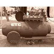 Грязевик горизонтальный ТС-565 Ду 300, Ру 2,5 фото