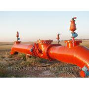 Воздушные клапаны D020 комбинированные для канализации ДН 250 фото