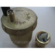 Автоматический поплавковый воздухоотводчик c запорным клапаном фото