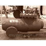 Грязевик горизонтальный ТС-565 Ду 400, Ру1,0 фото