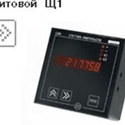 Счетчик импульсов ОВЕН СИ8 щитовой Щ2 фото