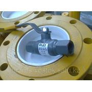 Краны шаровые Д-50 муфта фото