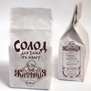 Солод ржаной ферментированный от производителя, ТМ Рідна Житниця фото