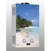 Проточный газовый водонагреватель VEKTOR Lux Eco JSD20-2 фото
