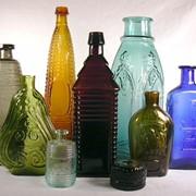 Производство стеклянных бутылок и банок, эксклюзивных бутылок, декорирование фото