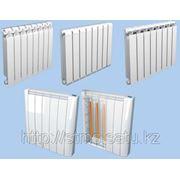 Алюминиевые радиаторы отопления SIRA фото