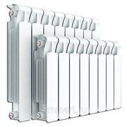 Биметаллический радиатор Rifar Monolit 500 фото